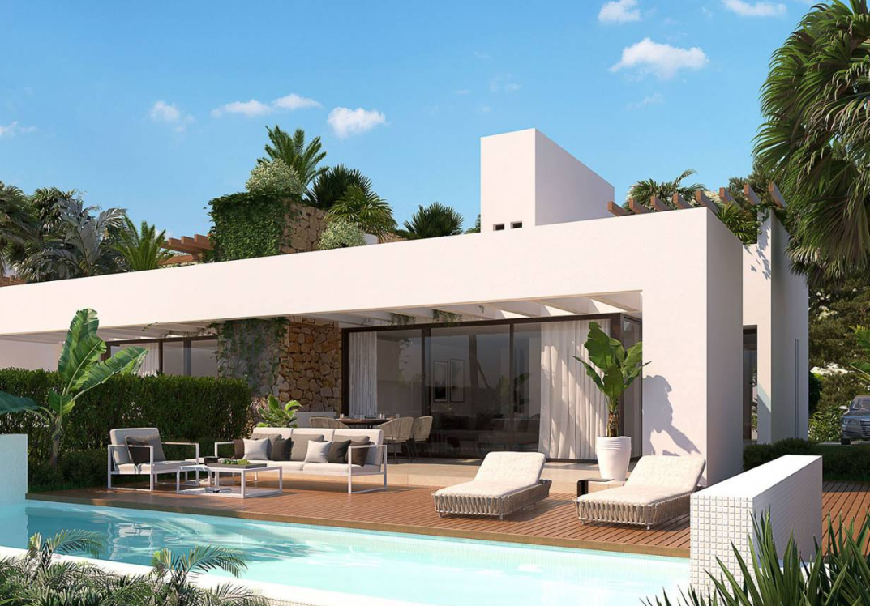 Neubau einer Villa in Monforte del Cid