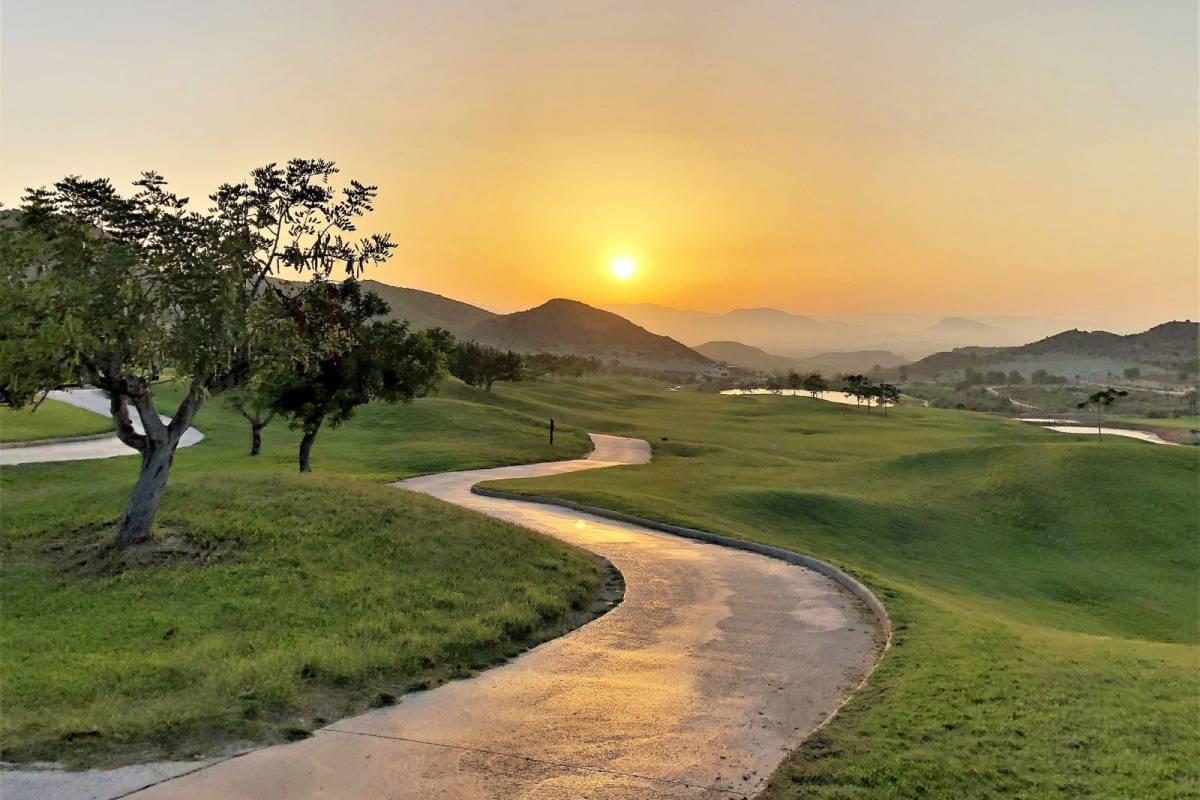 golf properties in Alicante