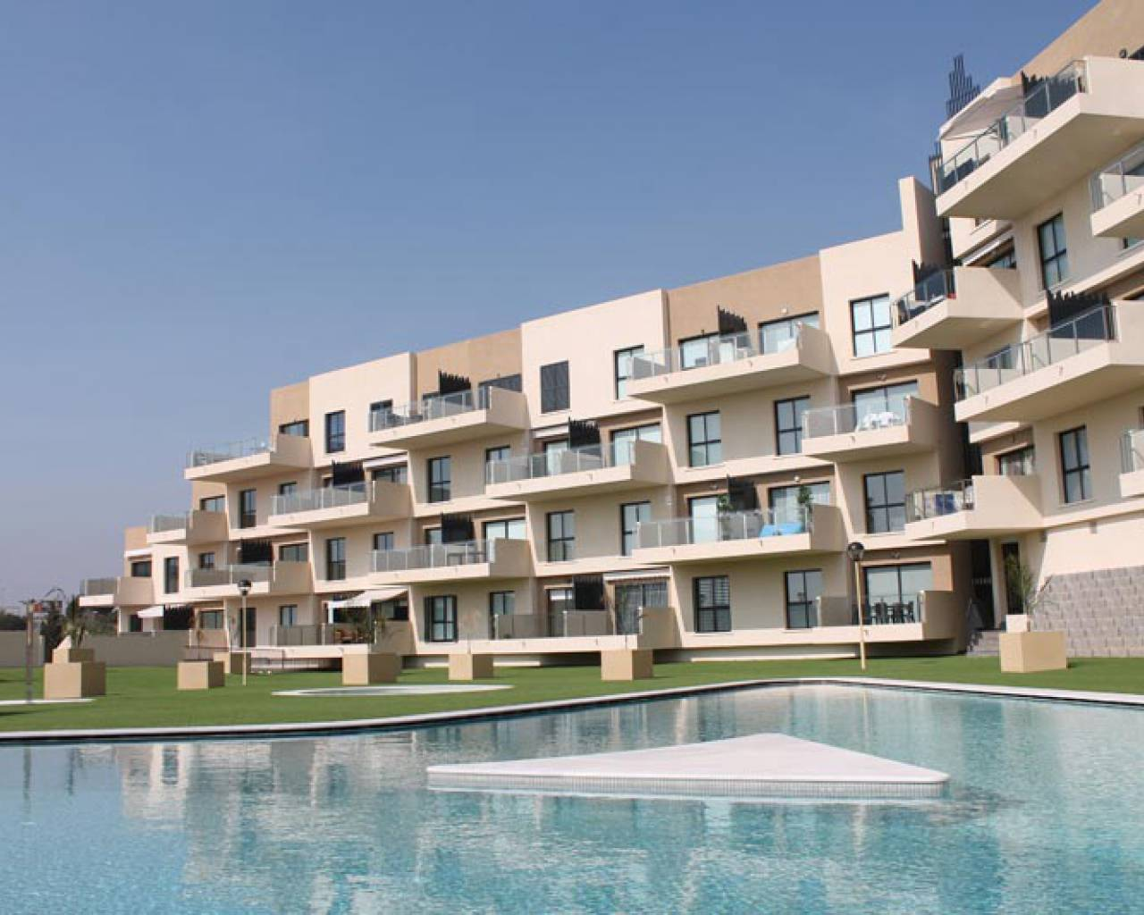 Apartment - Holiday rental - Orihuela Costa - La Zenia