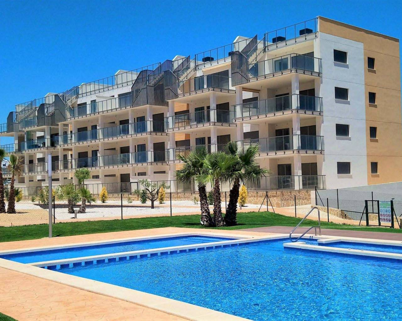 Apartment · New build · Orihuela Costa · La Zenia