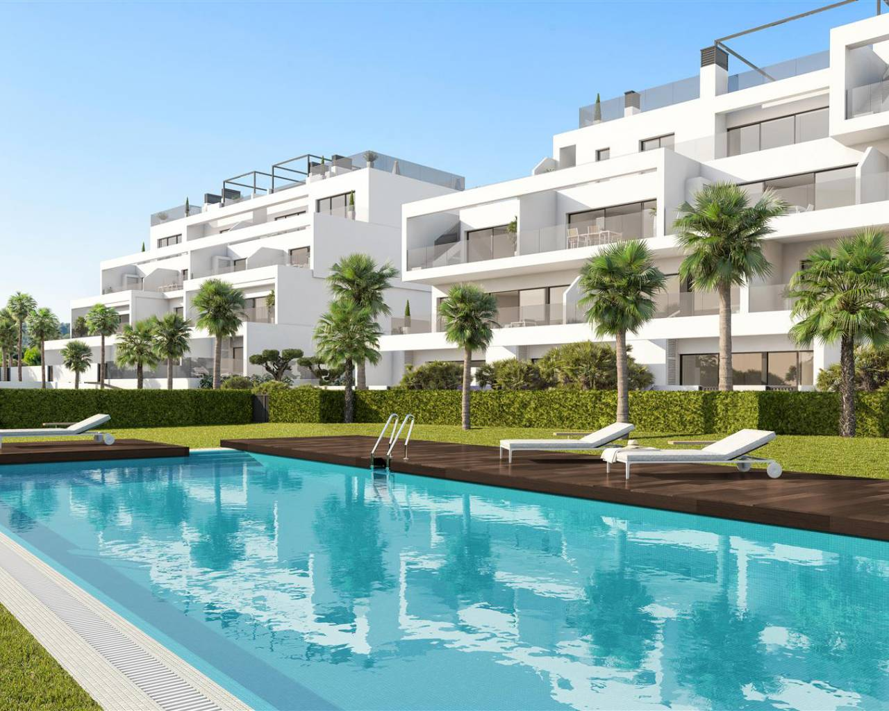 Apartment · New build · Orihuela Costa · Las Colinas Golf