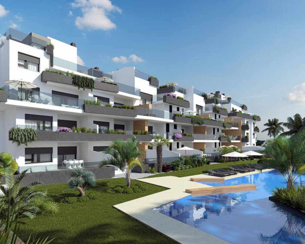 Apartment · New build · Orihuela Costa · Villamartin Golf