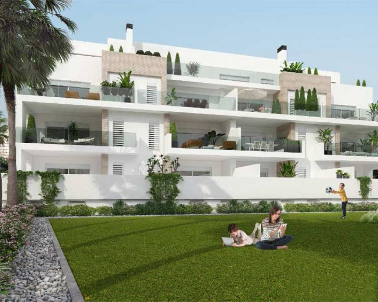 Apartment · New build · Orihuela Costa · Villamartin