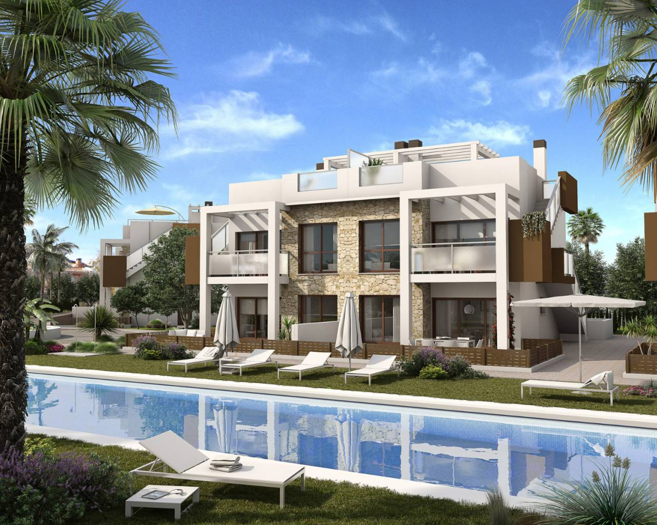 Apartment · New build · Torrevieja · Los Balcones