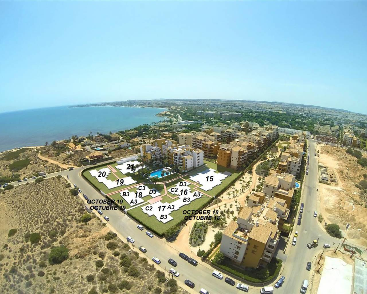 Apartment · New build · Torrevieja · Punta Prima