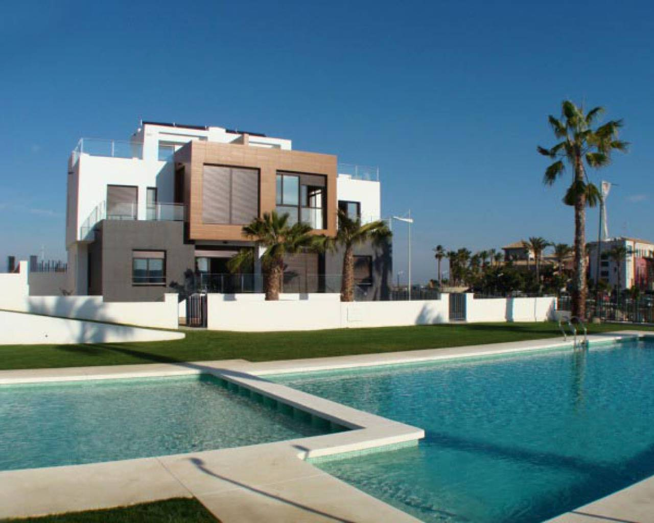 Appartement - Location long terme - Algorfa - La Finca Golf