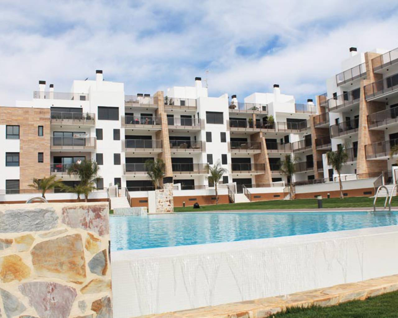 Appartement - Location long terme - Orihuela Costa - Cabo Roig