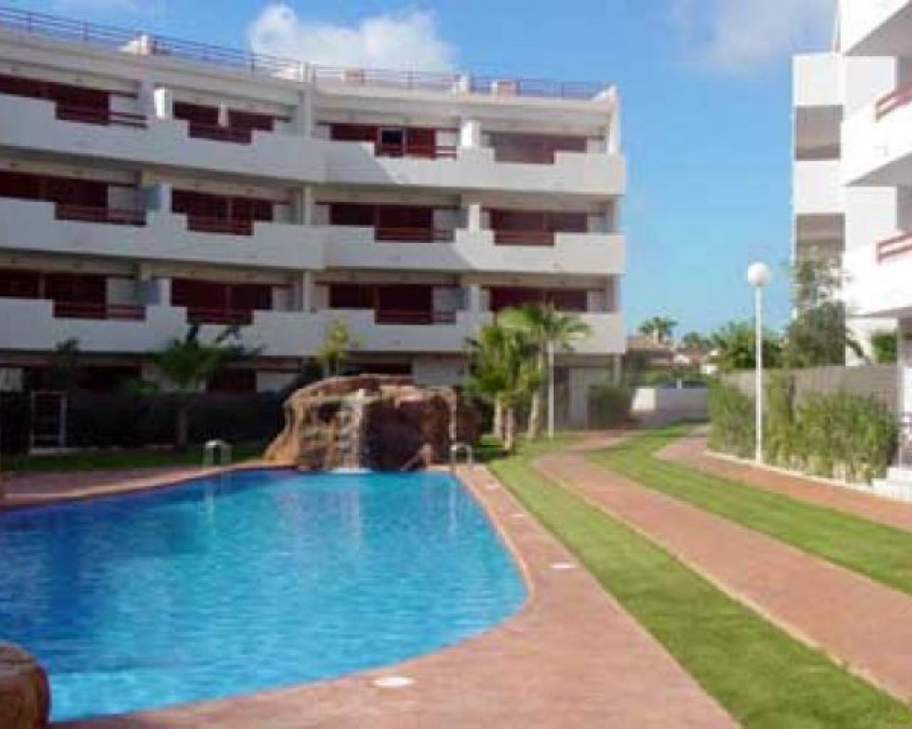 Appartement · Location long terme · Orihuela Costa · Playa Flamenca