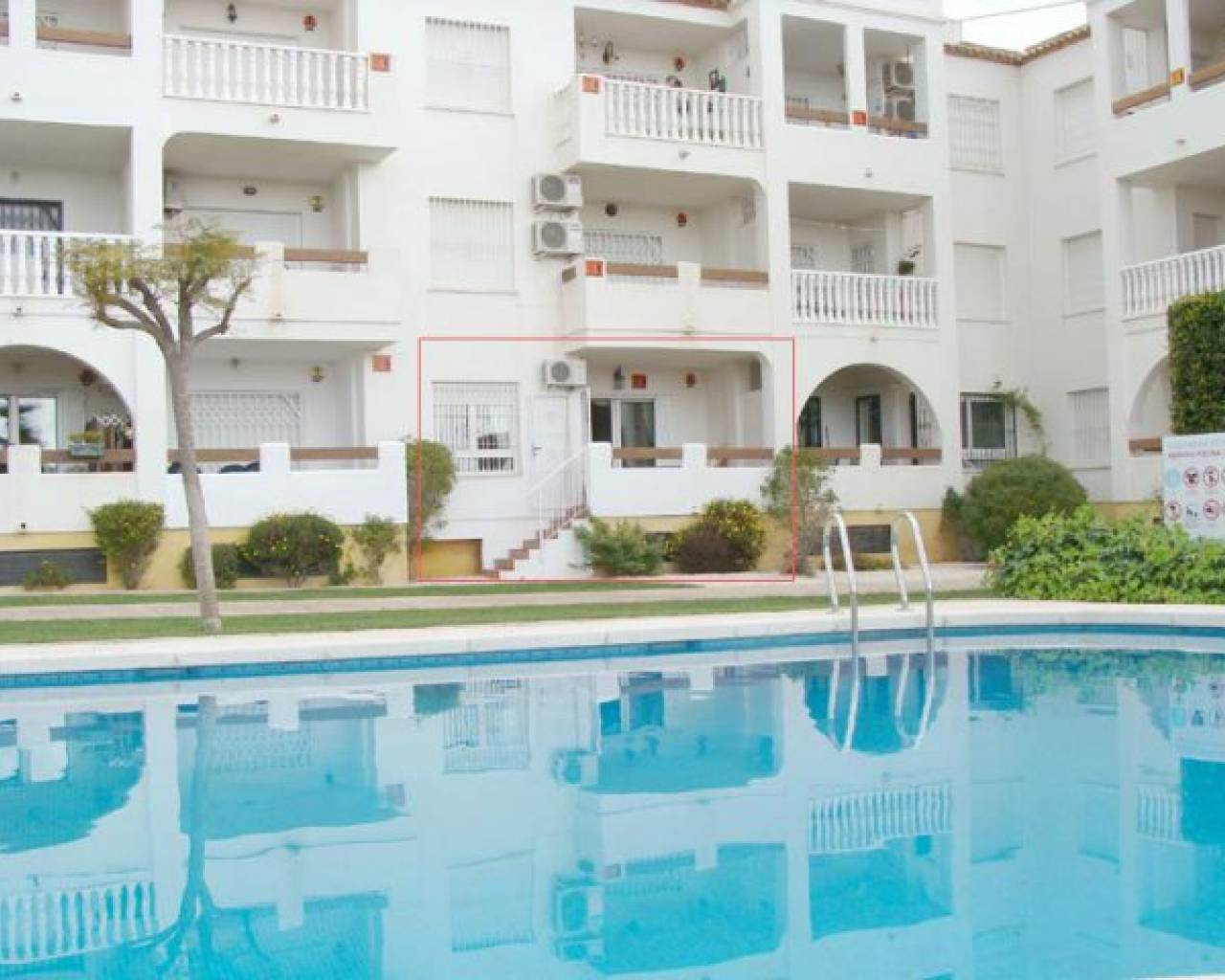 Appartement - Location long terme - Orihuela Costa - Villamartin Golf