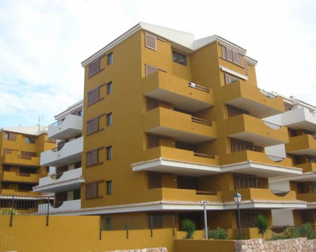 Appartement - Location long terme - Torrevieja - Punta Prima