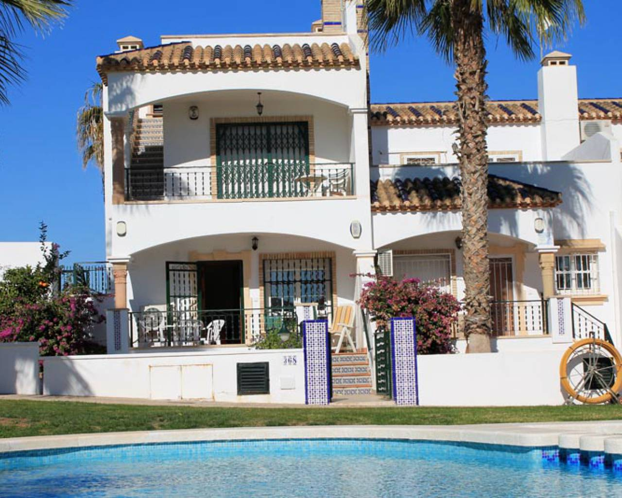 Appartement - Location vacances - Orihuela Costa - Villamartin Golf