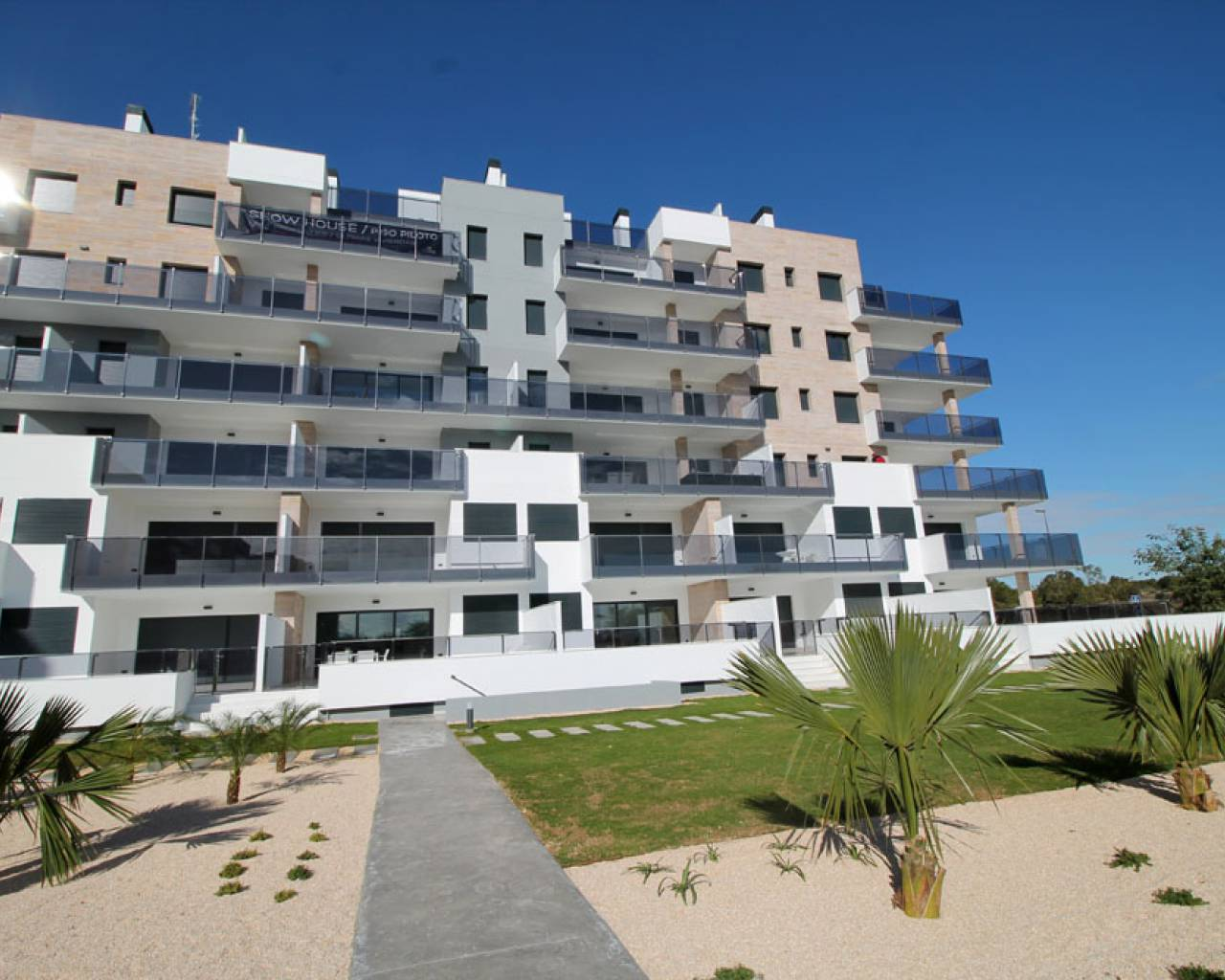Appartement - Location vacances - Pilar de la Horadada - Mil Palmeras