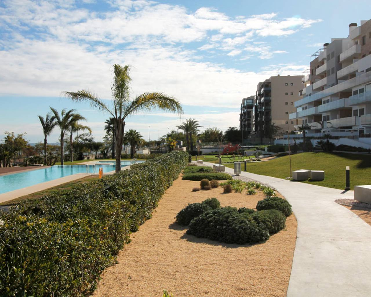 Appartement · Location vacances · Pilar de la Horadada · Mil Palmeras