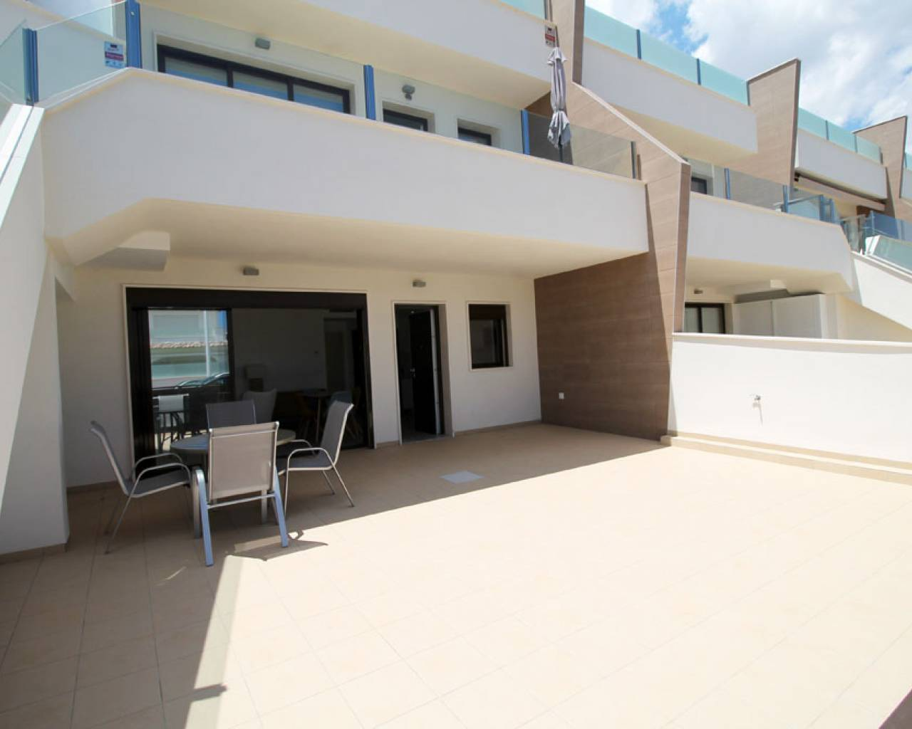 Appartement - Location vacances - San Pedro del Pinatar - Lo Pagan