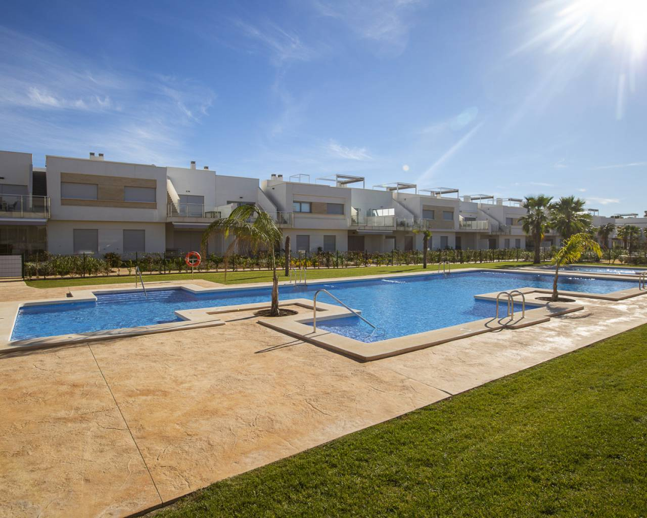 Appartement - Neubauimmobilien - Orihuela - Vistabella Golf