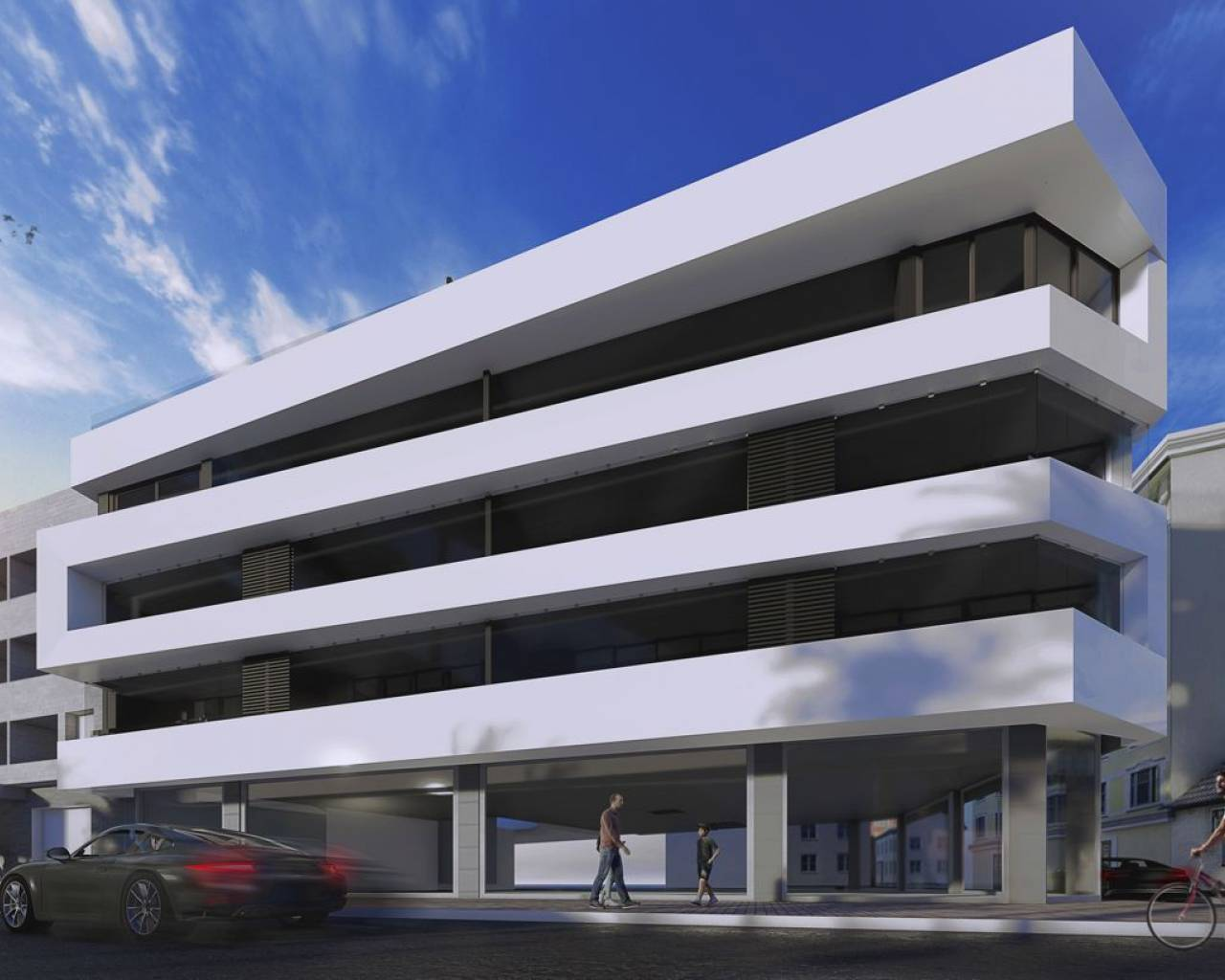 Appartement - Nouvelle construction - San Pedro del Pinatar - Lo Pagan