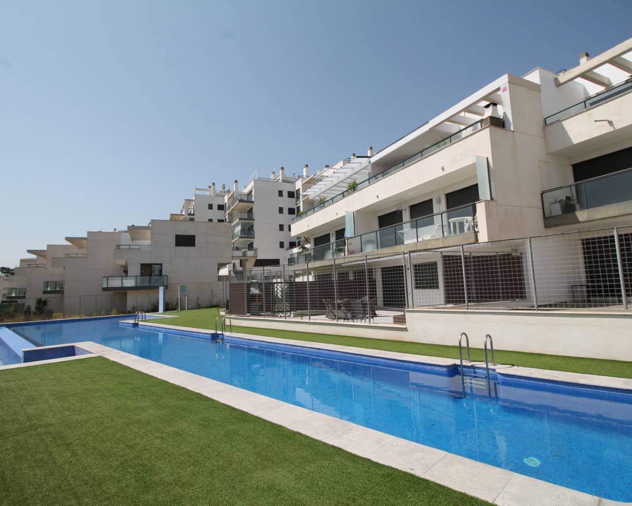 Appartement - Revente - Orihuela Costa - Campoamor Golf
