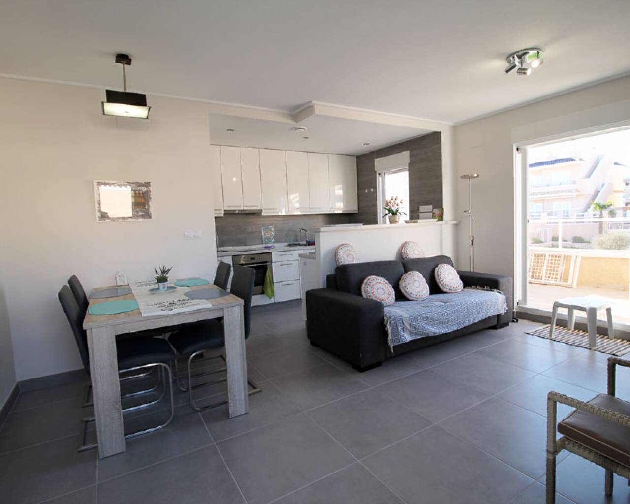 Holiday rental - Apartment - Torrevieja - Punta Prima