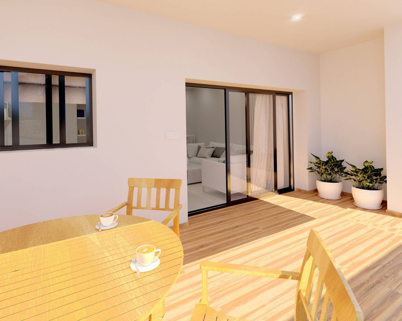 Neubauimmobilien - Penthouse - Torrevieja - Playa del Cura