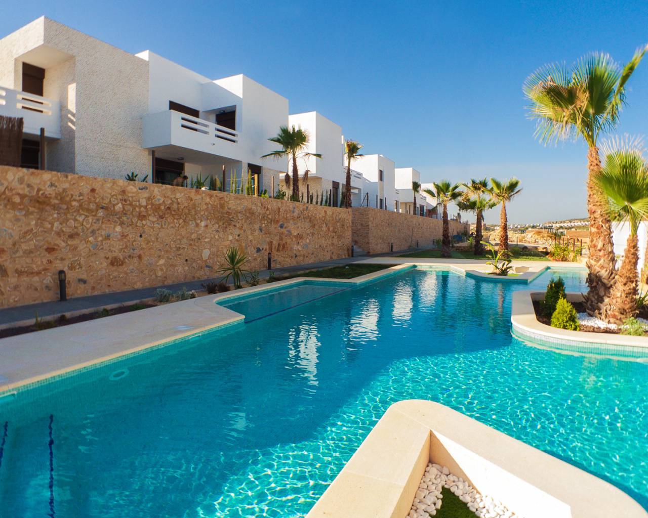 New build - Apartment - Algorfa - La Finca Golf