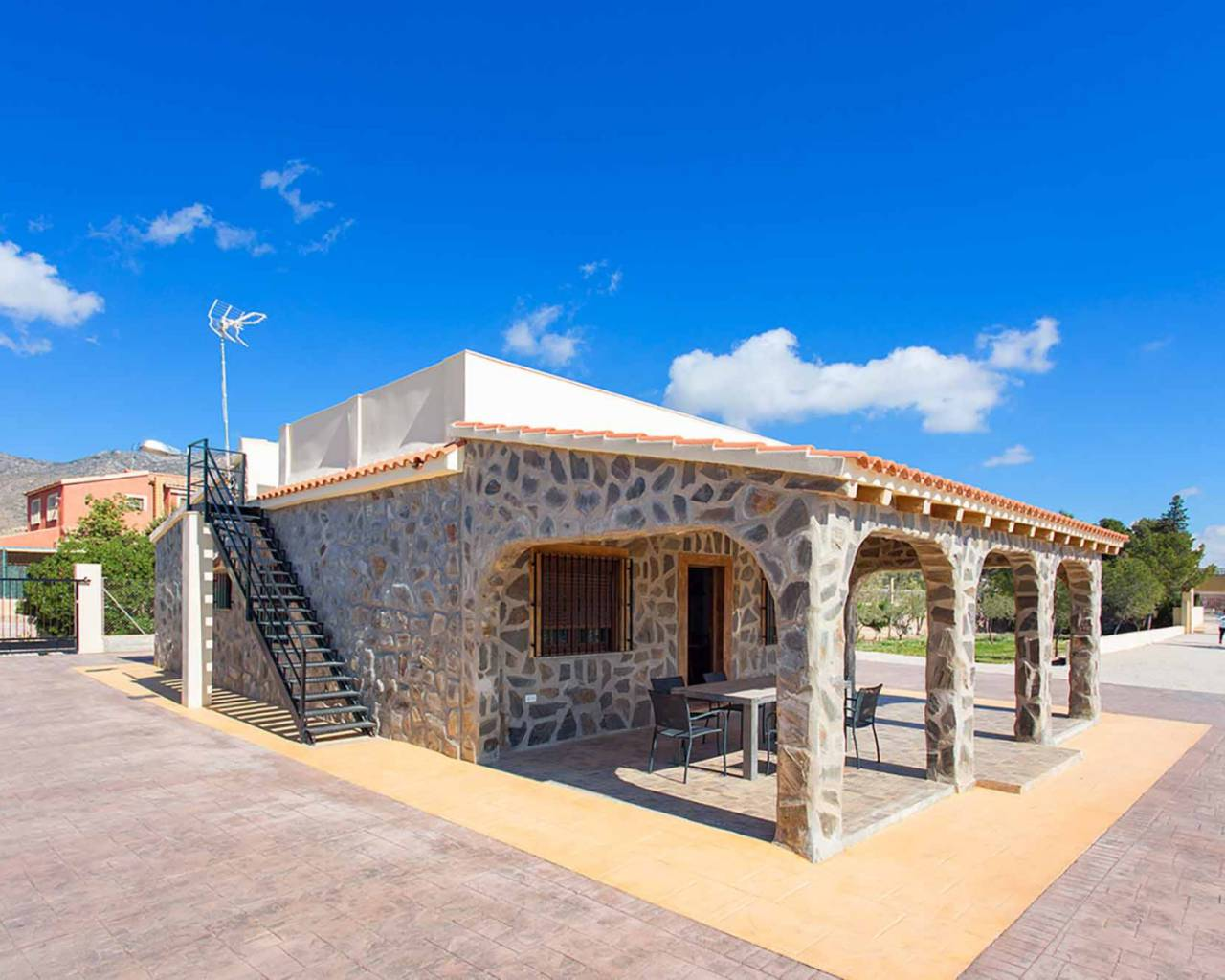 New build - Finca - Hondón de las Nieves - Oasis