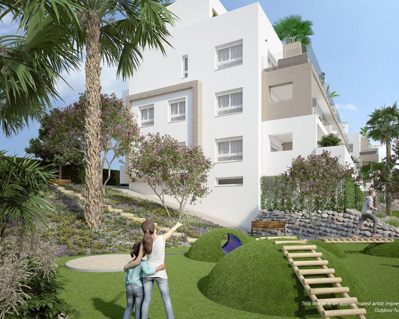 New build - Penthouse - Orihuela Costa - Villamartin Golf