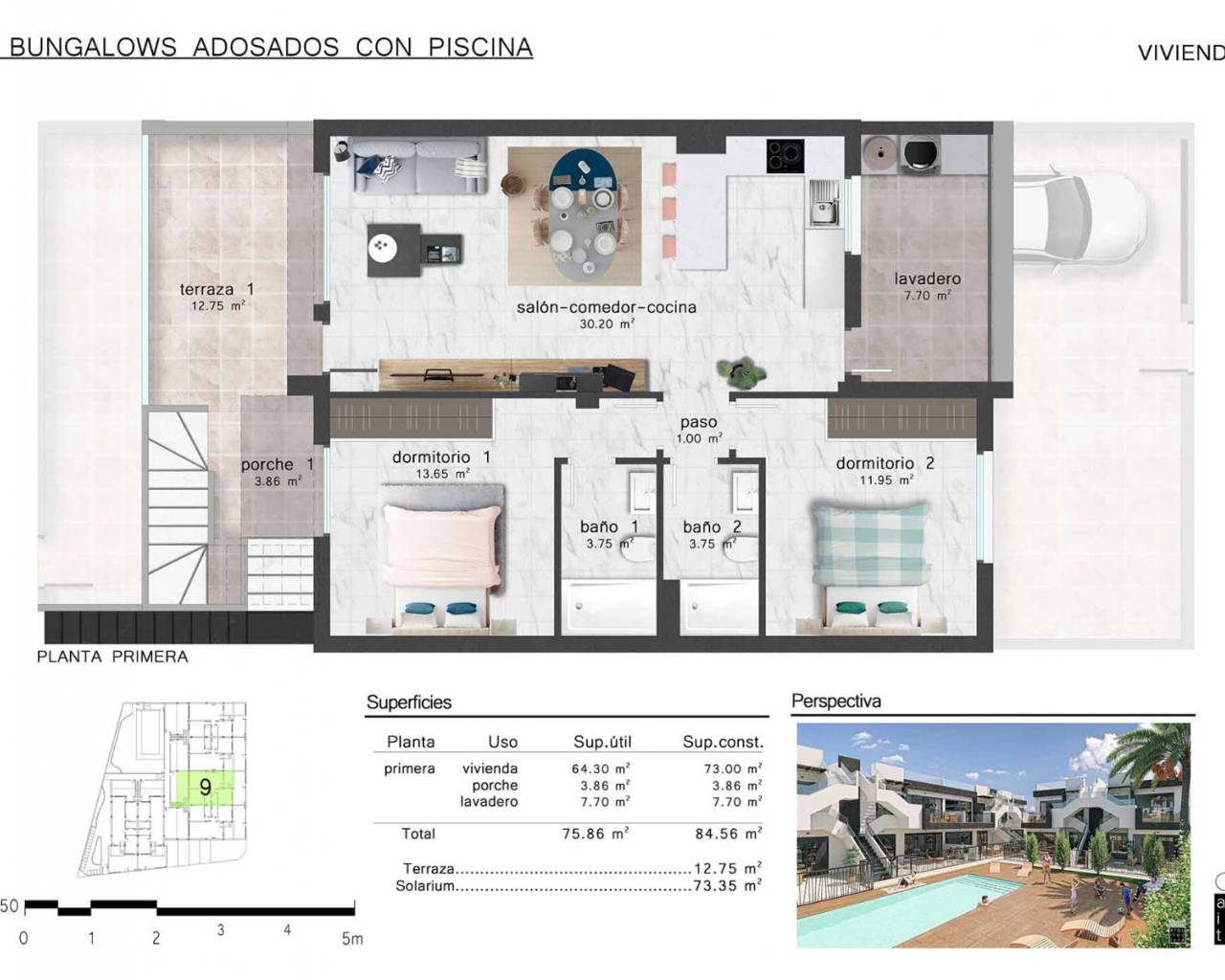 New build - Penthouse - San Pedro del Pinatar