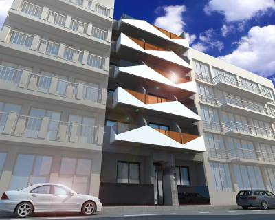 New build - Penthouse - Torrevieja - Center Torrevieja