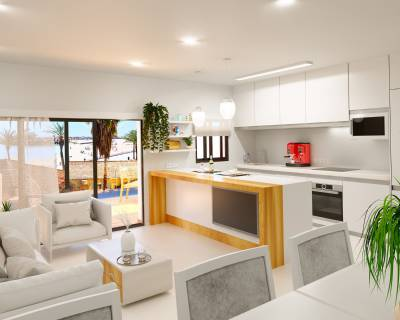 New build - Penthouse - Torrevieja - Playa del Cura