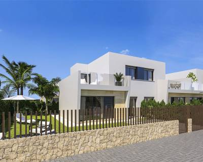 New build - Quad house - Pilar de la Horadada - Torre de la Horadada