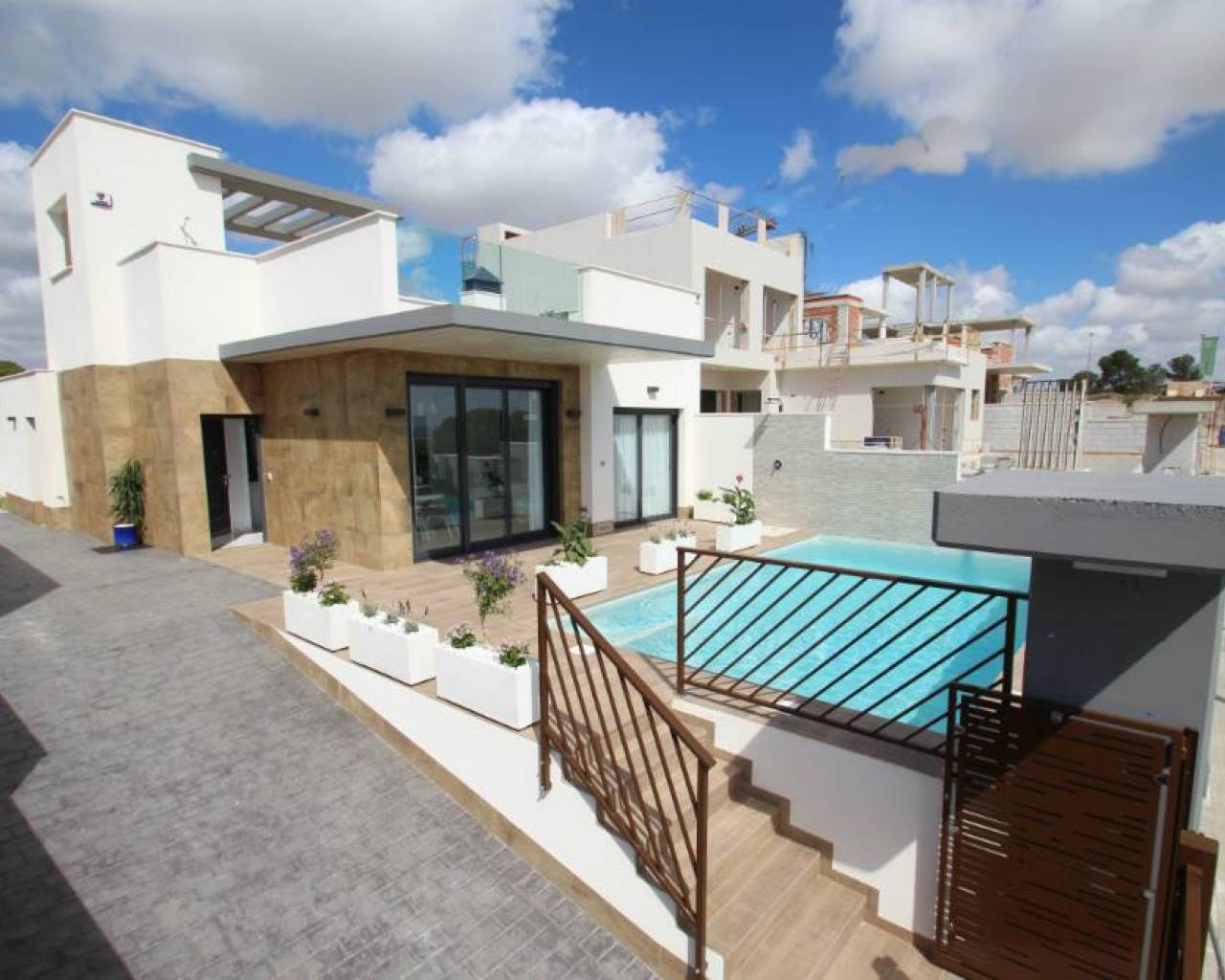New build - Villa - Orihuela Costa - Campoamor
