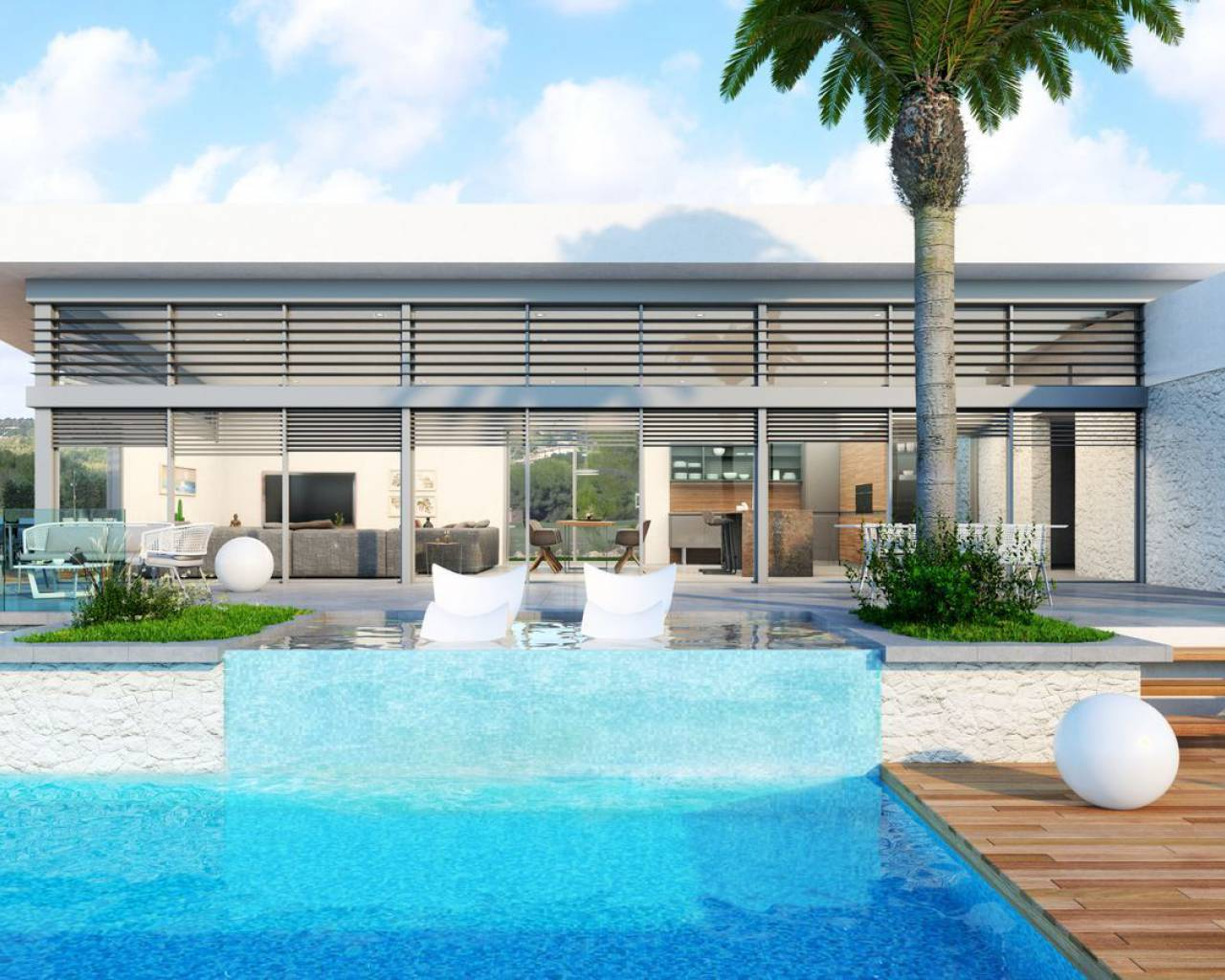New build - Villa - Orihuela Costa - Las Colinas Golf