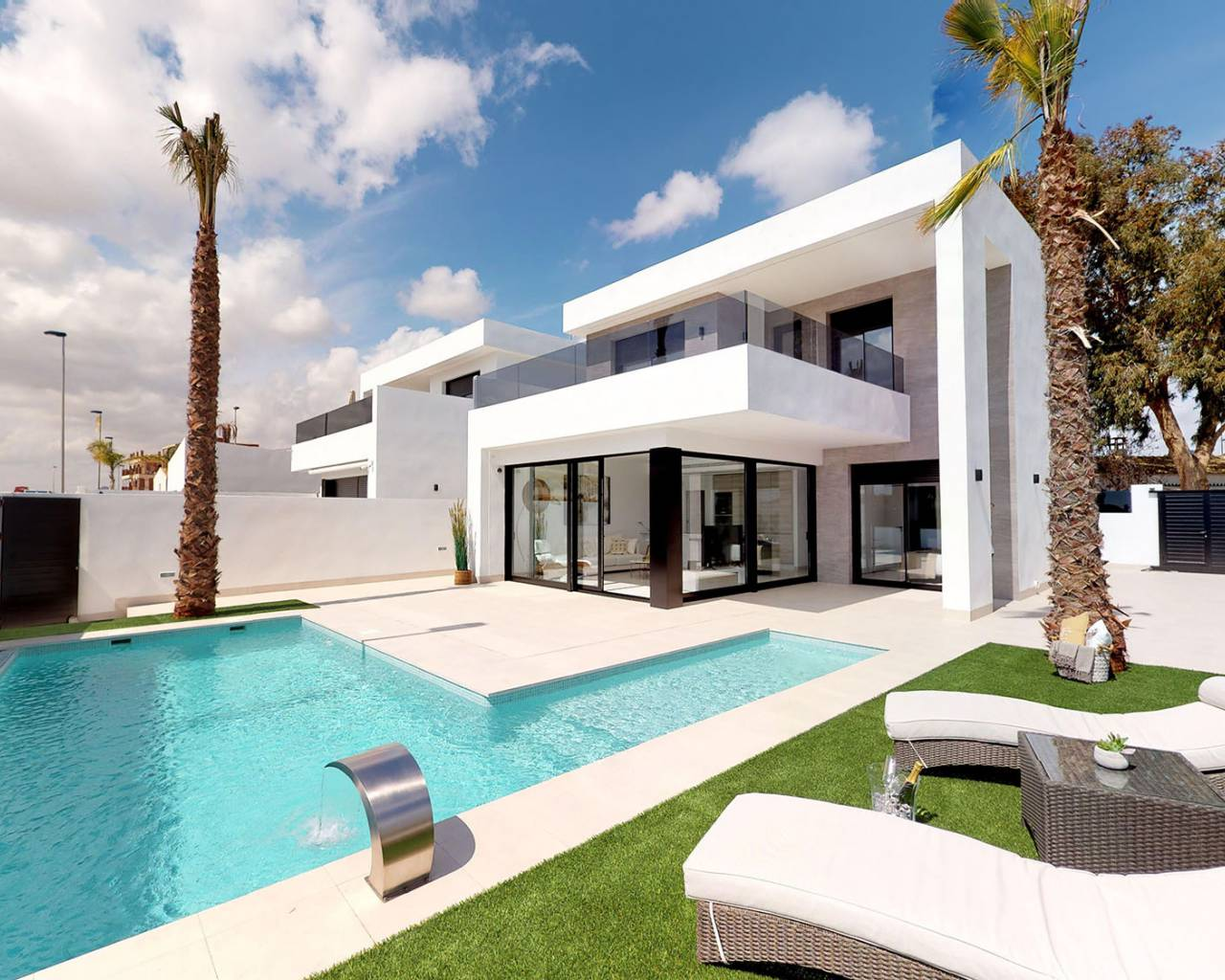 New build - Villa - Sucina - Centro