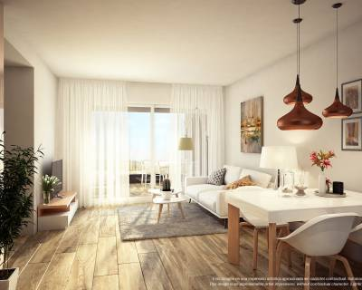 Nouvelle construction - Appartement - Torrevieja - Punta Prima
