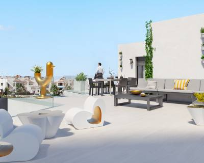 Nouvelle construction - Penthouse - Orihuela Costa - Villamartin Golf