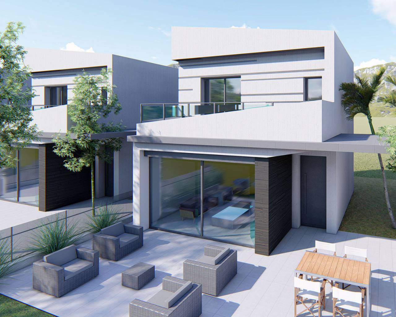 Nouvelle construction - Villa - Heredades