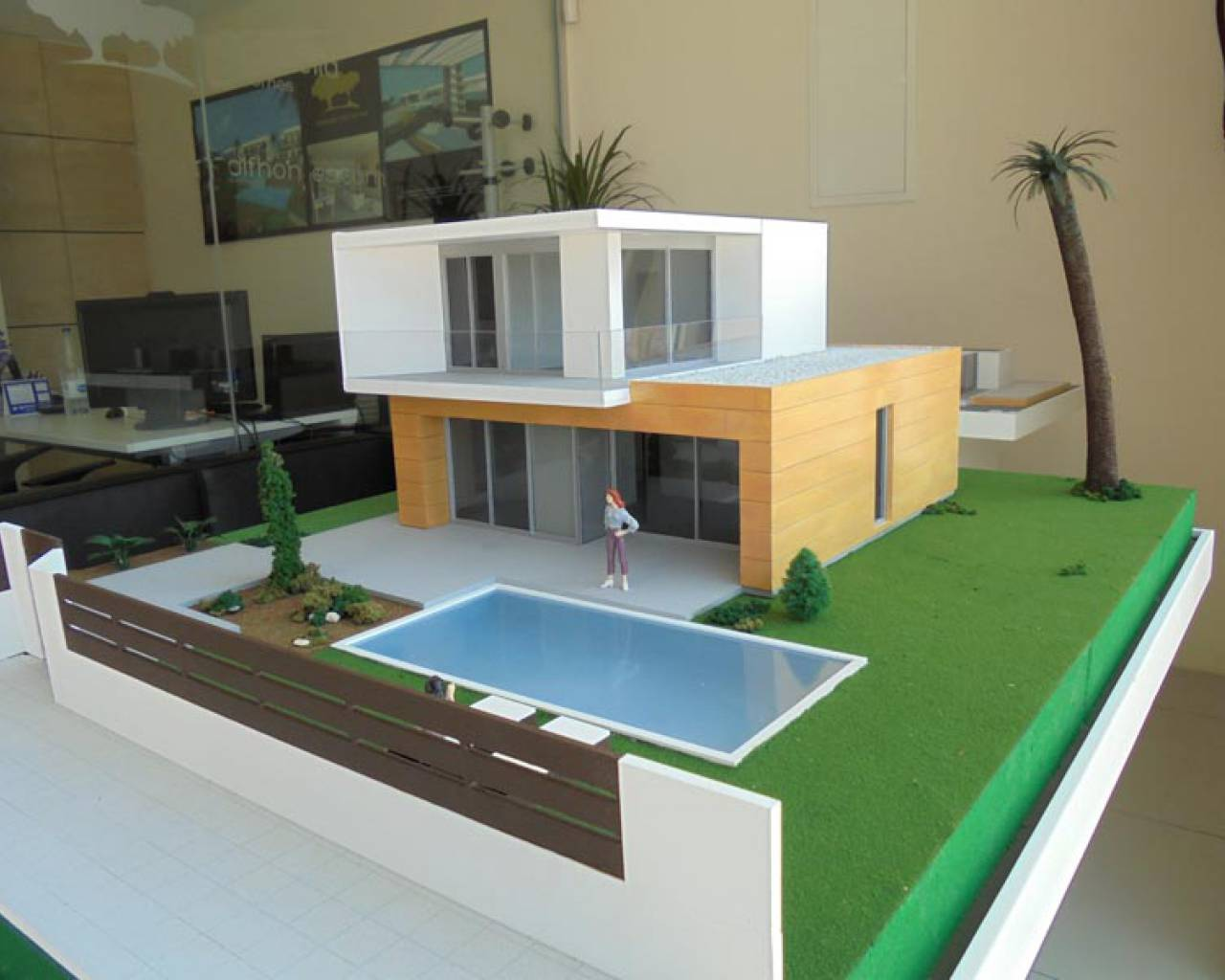 Nouvelle construction - Villa - Orihuela - Vistabella Golf