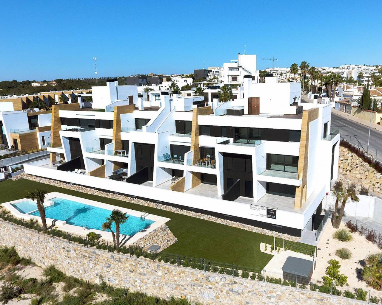 Penthouse · New build · Orihuela Costa · Villamartin