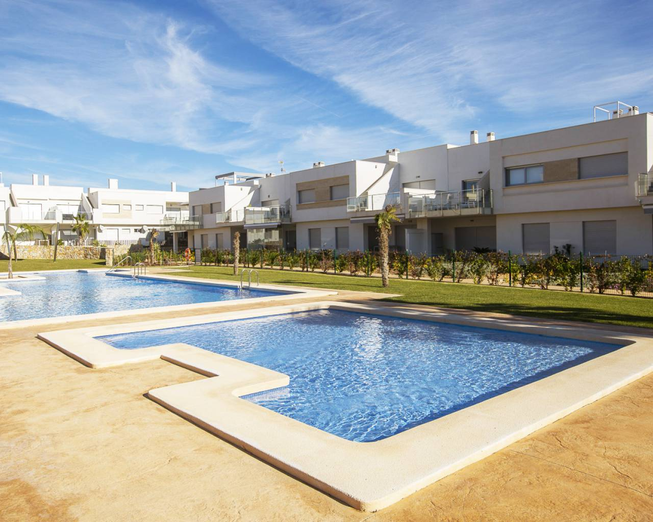 Penthouse · New build · Orihuela · Vistabella Golf