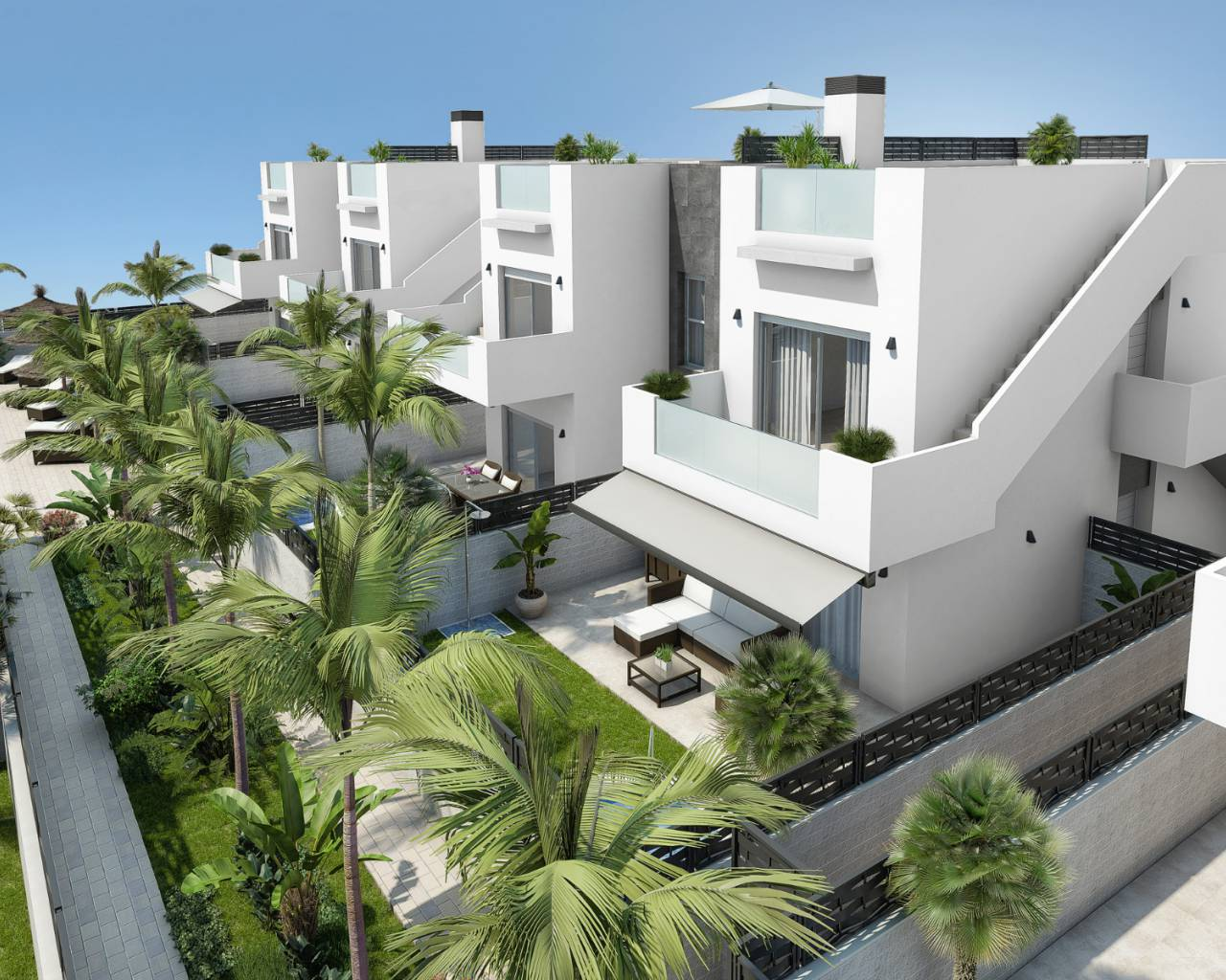 Penthouse · New build · Rojales · Ciudad Quesada