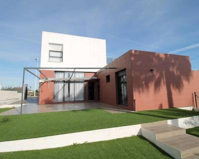 Resale - Semi detached villa - Algorfa - La Finca Golf