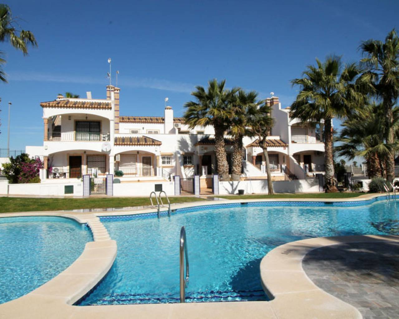 Townhouse / Duplex - Holiday rental - Orihuela Costa - Villamartin Golf