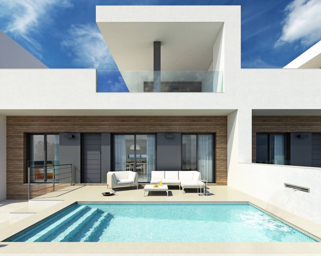 Townhouse / Duplex · New build · Daya Vieja · Daya Vieja