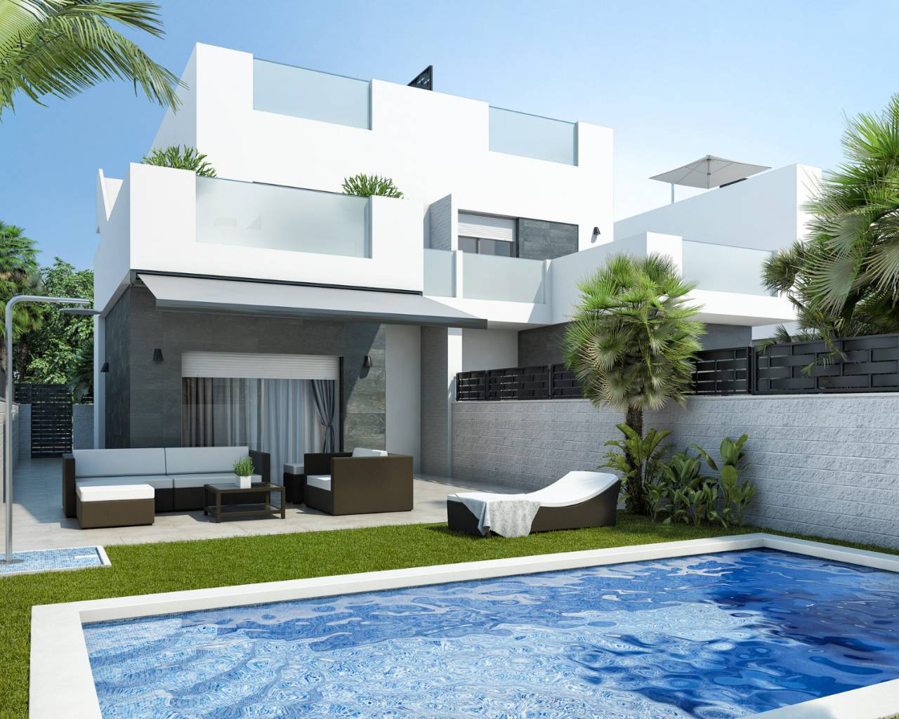 Townhouse / Duplex · New build · Rojales · Ciudad Quesada