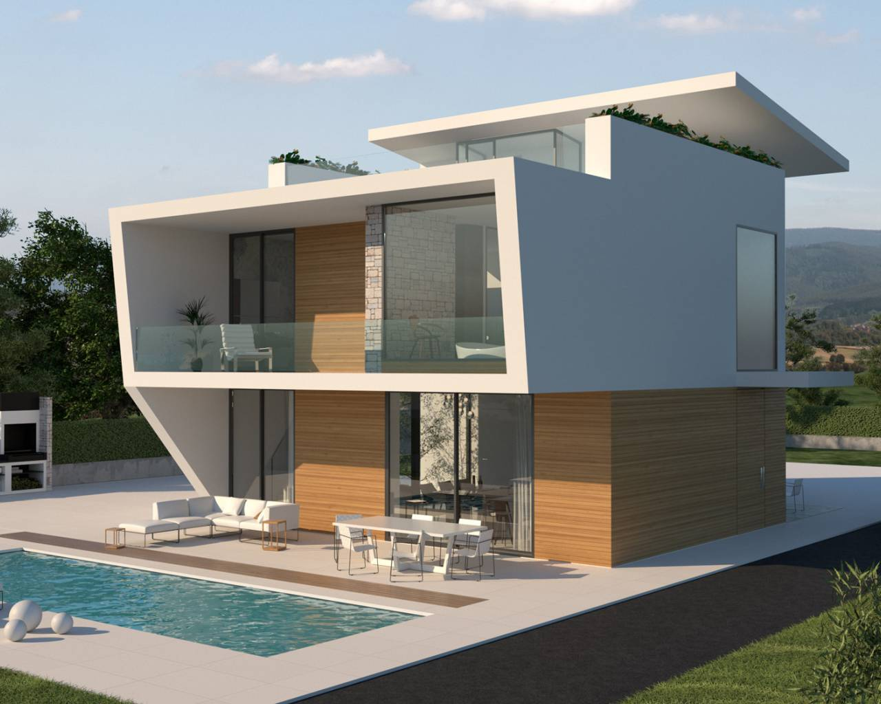 Villa · New build · Orihuela Costa · Campoamor