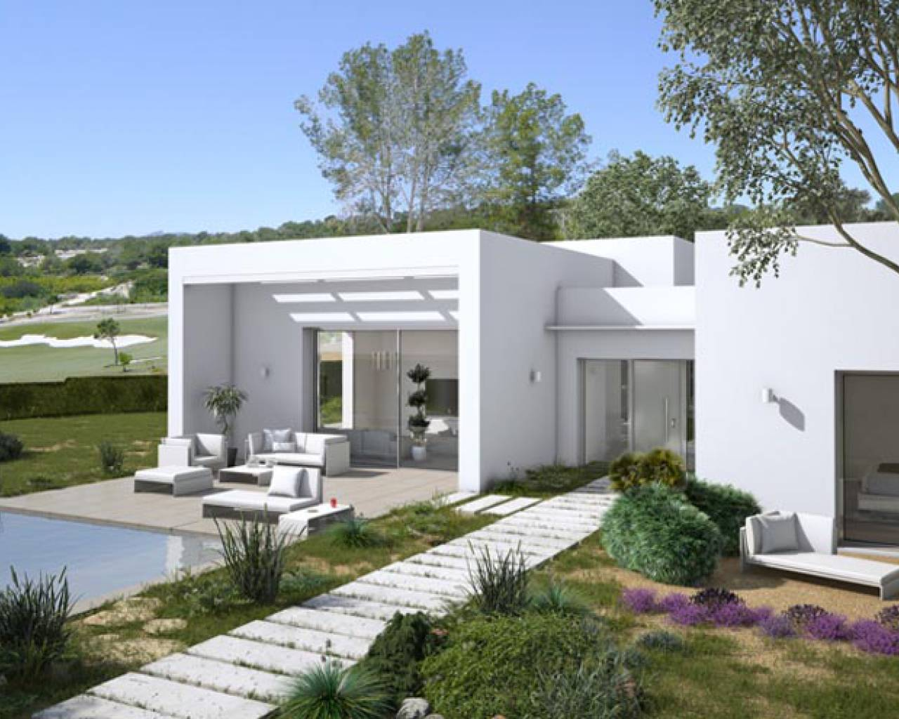 Villa · New build · Orihuela Costa · Las Colinas Golf