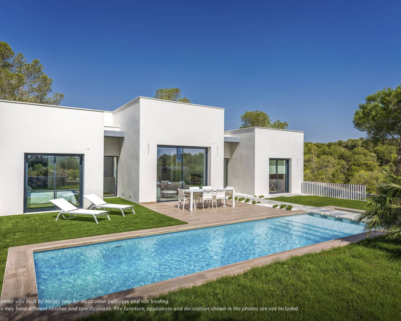 Villa - New build - Orihuela Costa - Las Colinas Golf