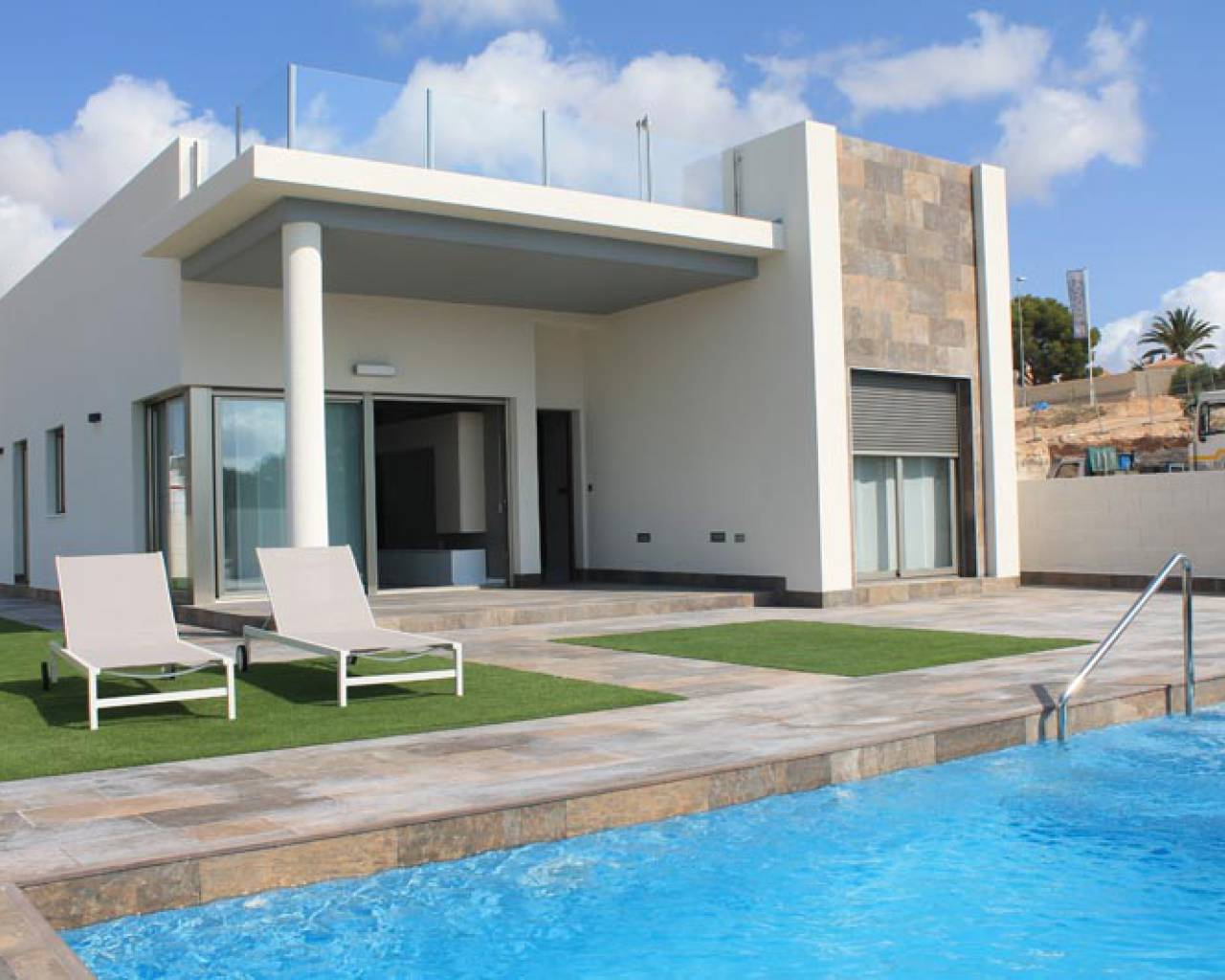 Villa · New build · Orihuela Costa · Villamartin Golf