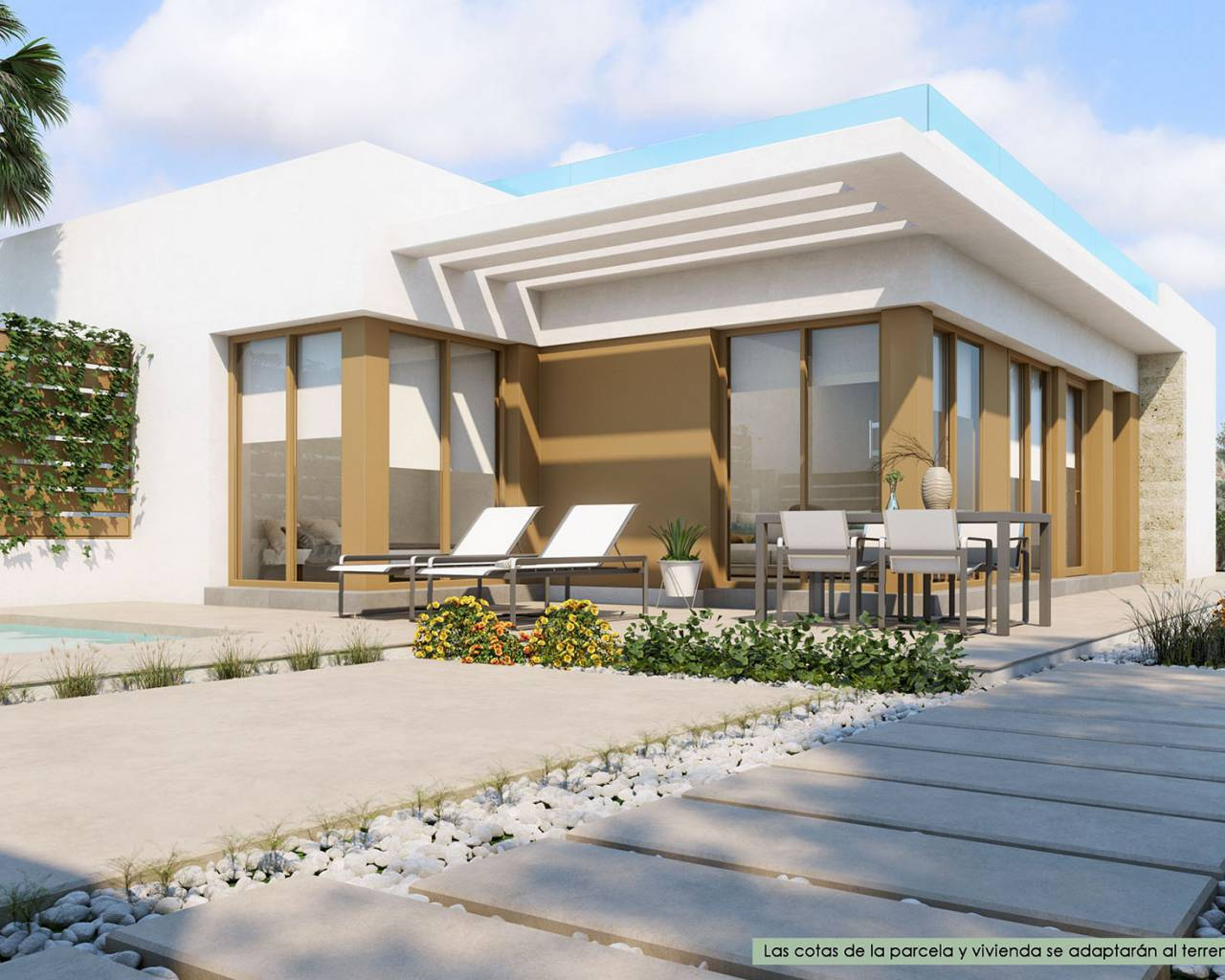 Villa · New build · Orihuela · Vistabella Golf