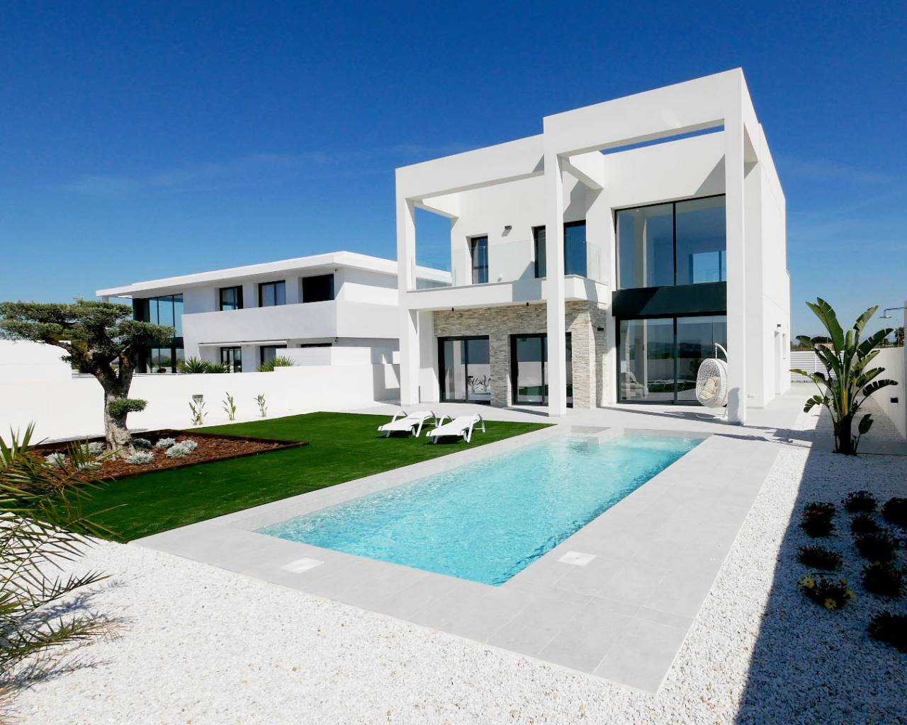 Villa - New build - San Fulgencio - La Marina